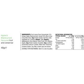SiS GO Energy Bar - Nutrición deportiva - Mixed 5 x 40g